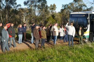 Revegetation spotlight at AgTastic conference
