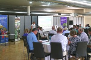 Barossa farmers learn to thrive into the future
